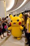 Giorno di Pokemon a Bangkok, Tailandia Fotografia Stock