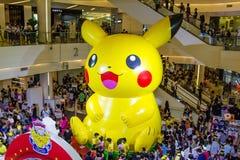 Giorno di Pokemon a Bangkok, Tailandia Immagini Stock
