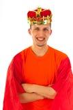 Giorno di re in Olanda Fotografia Stock