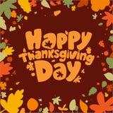 Giorno di ringraziamento. immagini stock