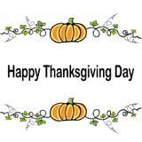 Giorno di ringraziamento Fotografie Stock