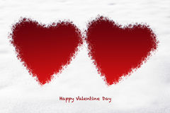 Giorno di S. Valentino Fotografia Stock
