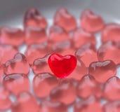 Giorno di S. Valentino e concetto di amore Immagini Stock Libere da Diritti
