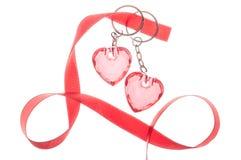 Giorno di S. Valentino felice della st Immagini Stock Libere da Diritti