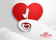 giorno di S. Valentino, nozze Fotografie Stock Libere da Diritti