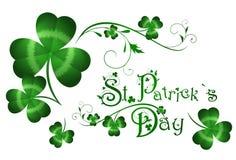 Giorno di St.Patrick Immagini Stock Libere da Diritti
