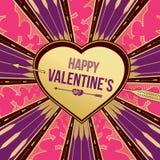 Giorno di Valentineâs Fotografia Stock Libera da Diritti