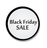Giorno di vendita di Black Friday Illustrazione di vettore di Black Friday Royalty Illustrazione gratis