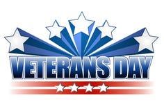 Giorno di veterani Immagini Stock