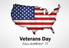 Giorno di veterani Immagini Stock Libere da Diritti