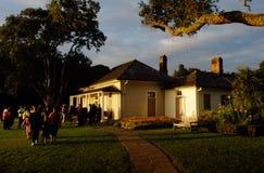 Giorno di Waitangi, Nuova Zelanda fotografia stock libera da diritti