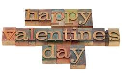 Giorno felice del biglietto di S. Valentino Immagine Stock Libera da Diritti