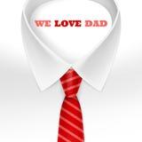 Giorno felice del padre s ENV 10 royalty illustrazione gratis