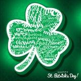 Giorno felice del ` s di St Patrick Immagine Stock Libera da Diritti