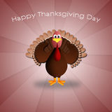 Giorno felice di Thankgiving Fotografie Stock Libere da Diritti