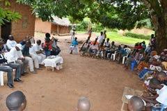 Giorno internazionale di pace Fotografie Stock Libere da Diritti