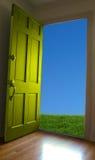 Giorno luminoso Fotografia Stock