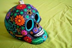 Giorno messicano dei morti Immagine Stock Libera da Diritti