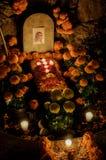 Giorno messicano del morto (Dia de Muertos) Fotografia Stock Libera da Diritti