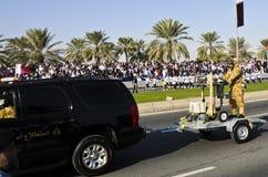 Giorno nazionale 2010 del Qatar Fotografie Stock Libere da Diritti