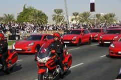 Giorno nazionale 2010 del Qatar Immagine Stock