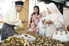 Giorno nazionale 2011 del mestiere della Malesia Immagine Stock Libera da Diritti