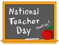 Giorno nazionale dell'insegnante Immagini Stock Libere da Diritti