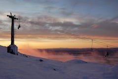 Giorno nordico fotografia stock
