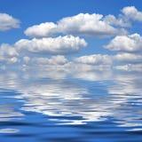 Giorno nuvoloso. Fotografia Stock Libera da Diritti
