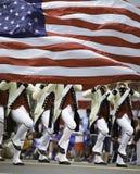 Giorno Pardes di Patriot's Fotografia Stock
