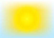 Giorno pieno di sole, radura, tempo Fotografia Stock Libera da Diritti