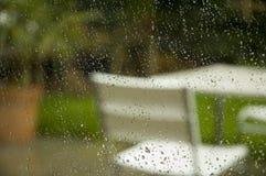 Giorno piovoso Fotografia Stock Libera da Diritti