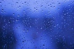 Giorno piovoso Immagini Stock