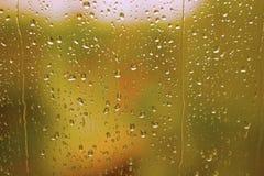Giorno piovoso Immagine Stock