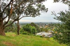 Giorno piovoso nel parco Wilson l'australia Fotografia Stock Libera da Diritti