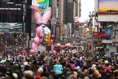 Giorno Prade 2010 di ringraziamento del Macy Fotografia Stock Libera da Diritti