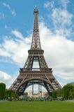 Giorno soleggiato a Parigi Immagini Stock Libere da Diritti