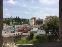 Giorno soleggiato Roma Fotografie Stock Libere da Diritti