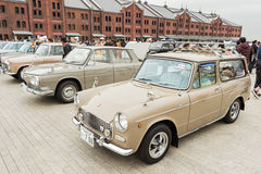 Giorno storico 2013 dell'automobile di Yokohama Immagine Stock