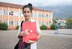 Giorno turco della Repubblica Fotografia Stock Libera da Diritti