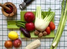 Giorno vegetariano Fotografia Stock