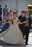 Giostra historical festival Royalty Free Stock Photos