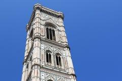 Giotto塔 库存照片