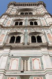 Giotto Bell Tower in Florence Stock Photos