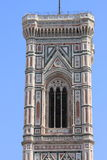 Giotto Bell Tower in Florence Royalty Free Stock Photos