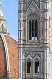 Giotto Bell Tower in Florence Royalty Free Stock Images