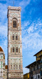 Giotto Campanile in Florence Royalty Free Stock Photography