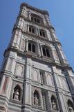 Giotto dzwonnica Fotografia Royalty Free