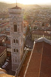 Giotto's Bell Tower Royalty Free Stock Photo