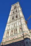 Giotto's bell tower (campanile), Florence Stock Image